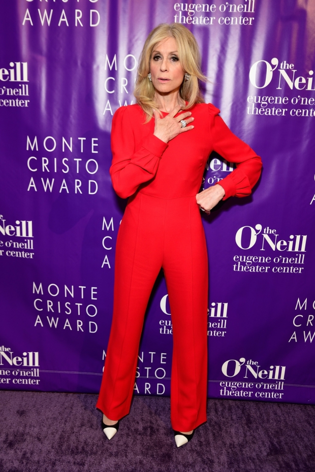 Judith Light was awarded the Eugene O'Neill Theater Center's Monte Cristo Award at a ceremony at 583 Park Avenue.