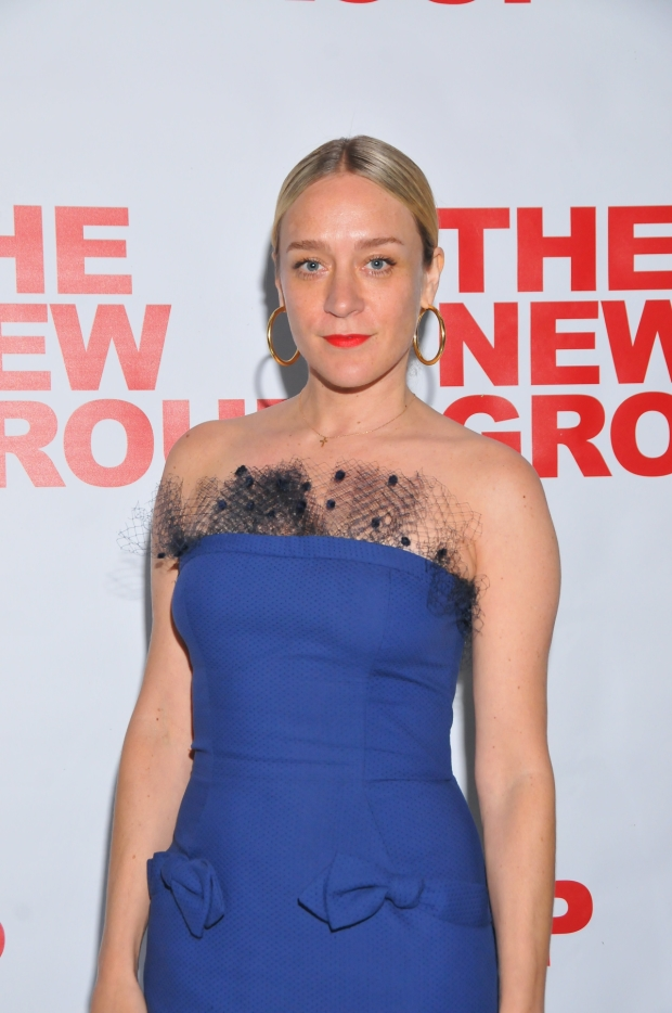 Actress Chloe Sevigny walked the red carpet.
