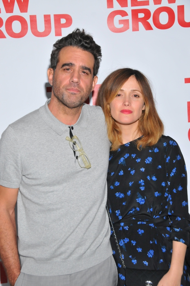 Bobby Cannavale and Rose Byrne made an appearance.