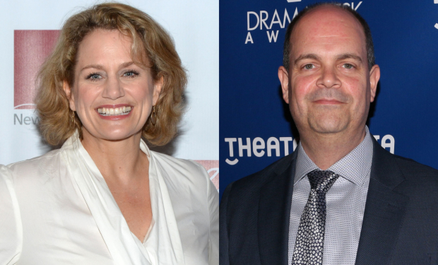 Cady Huffman and Brad Oscar will cohost Tony Awards at Feinstein's/54 Below on Sunday, June 11.