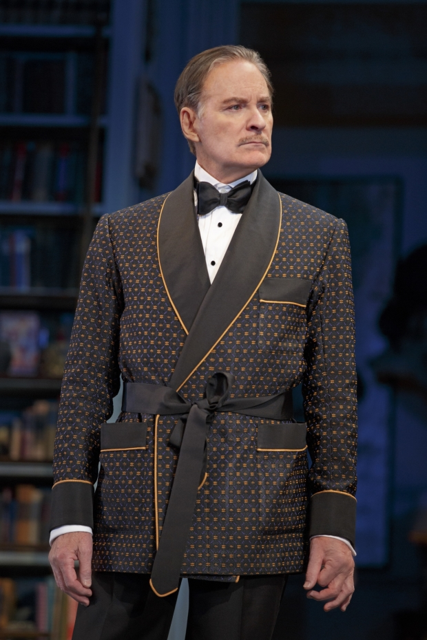 Kevin Kline spruces up nicely for Present Laughter on Broadway, so why don't you?