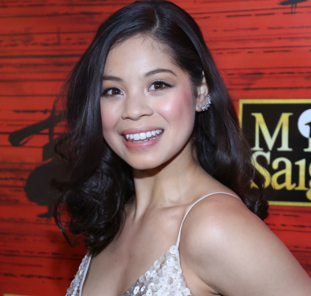 Miss Saigon Tony nominee Eva Noblezada will appear at the 2017 Stars In The Alley concert on June 2.