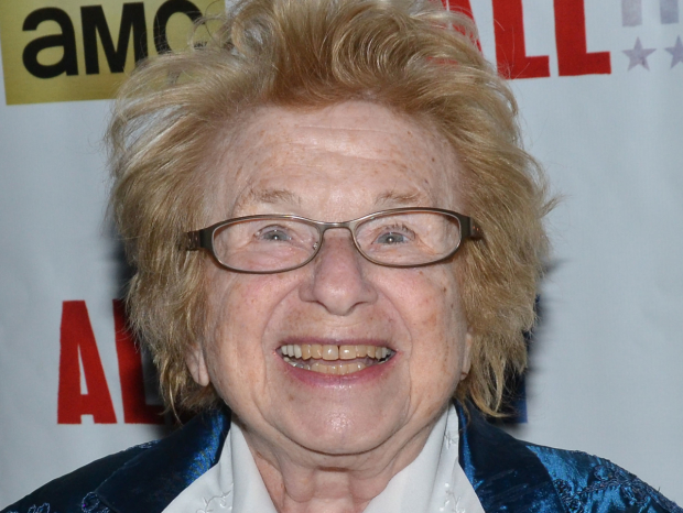 Dr. Ruth Westheimer will lead a post-show talkback at Broadway's Indecent.