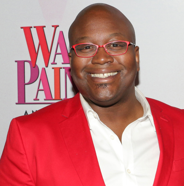 Tituss Burgess will host the Stars in the Alley concert on June 2.