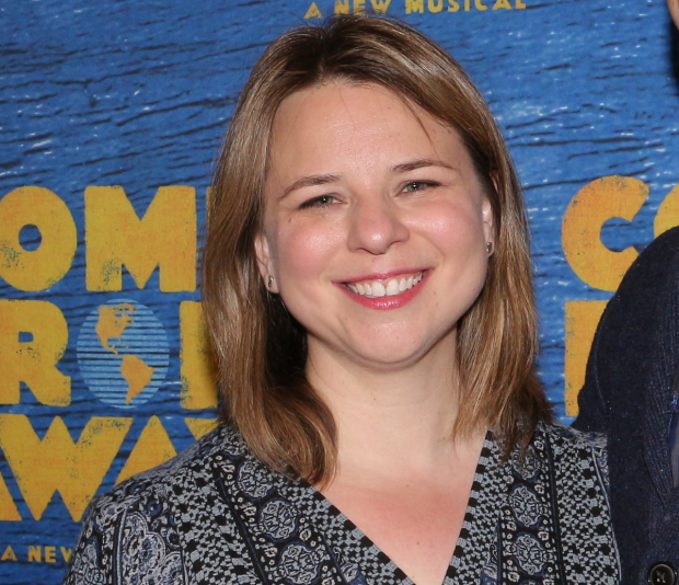 Irene Sankoff is co-author of the new musical Come From Away.