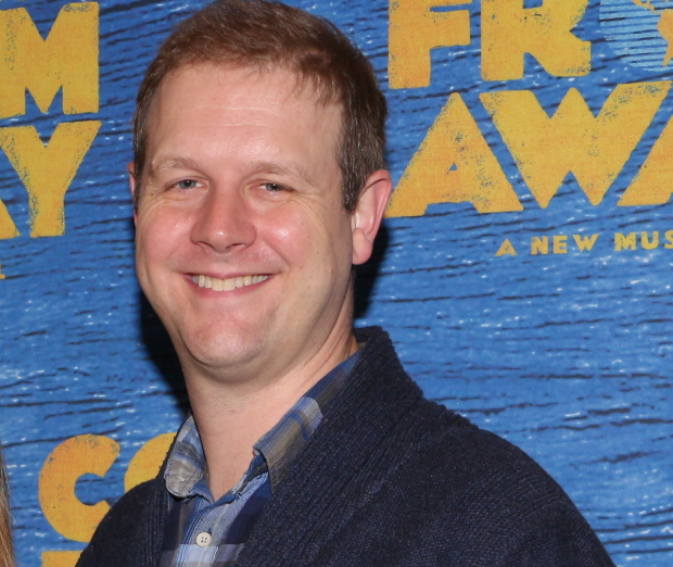 David Hein is the other half of the Come From Away writing team.