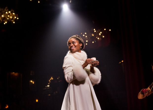 Denée Benton is nominated for her performance as Natasha in Natasha, Pierre & The Great Comet of 1812.