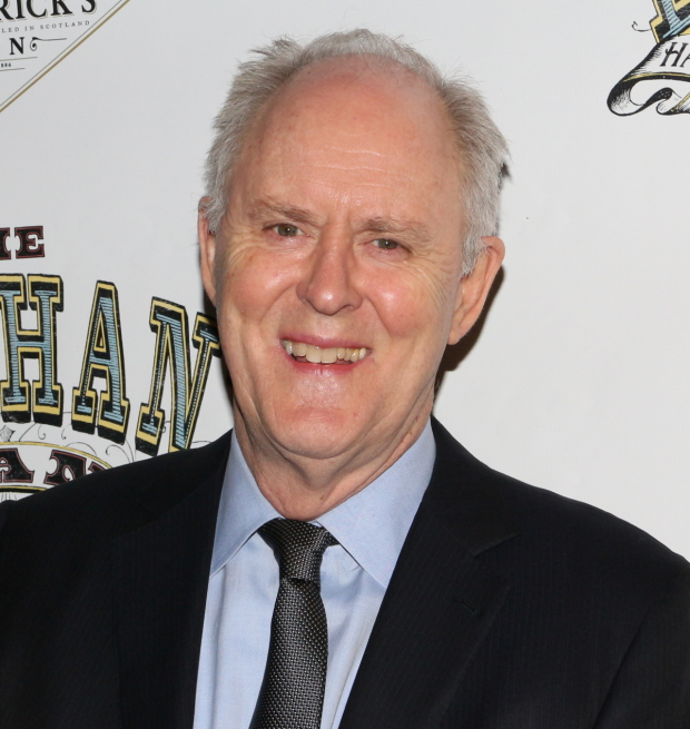 John Lithgow will take part in the Public Theater's Hair to Hamilton gala.