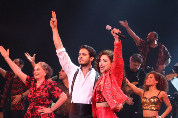 Gloria & Emilio Estefan Bio-Musical On Your Feet! Sets Broadway Closing Date