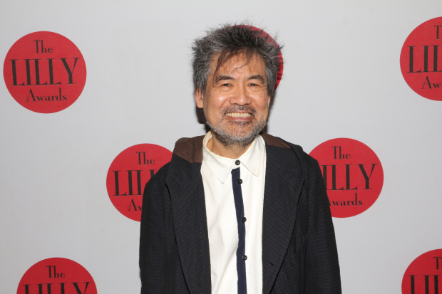 David Henry Hwang is the head of the playwriting concentration at Columbia University.
