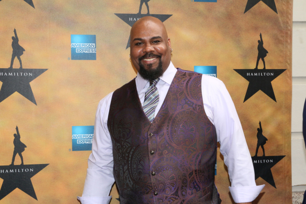 Tickets to Hamilton and a chance to meet James Monroe Iglehart are among Playwrights Horizons' 2017 auction items.