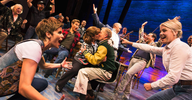 Come From Away was honored with the 2017 Drama Desk Award for Outstanding Musical.