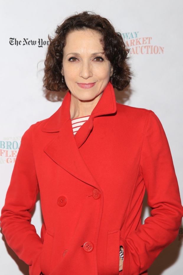 Bebe Neuwirth will receive The Players Helen Hayes Award.
