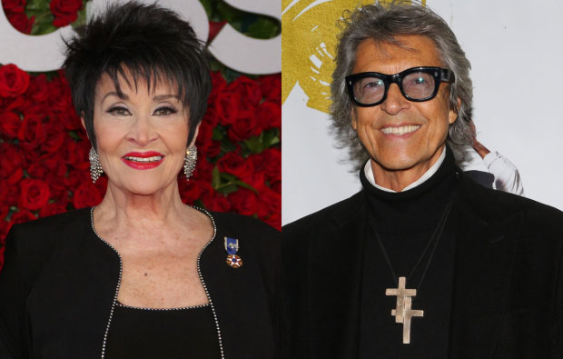 Chita Rivera and Tommy Tune have announced 2017 and 2018 dates for their concert Chita & Tune — Two For The Road.