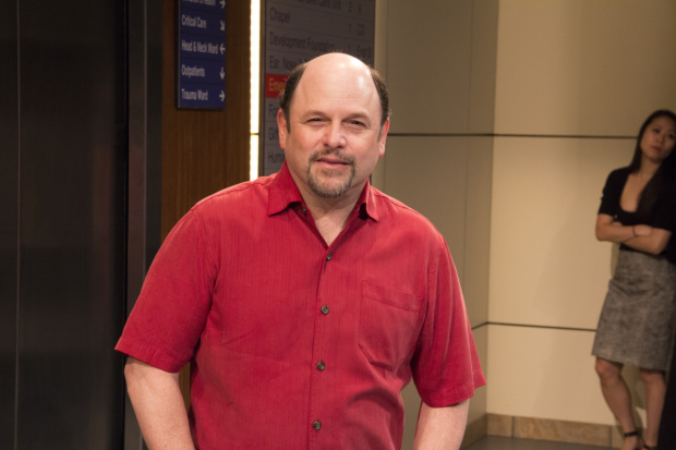 Jason Alexander will star in the world premiere of John Patrick Shanley's The Portuguese Kid.