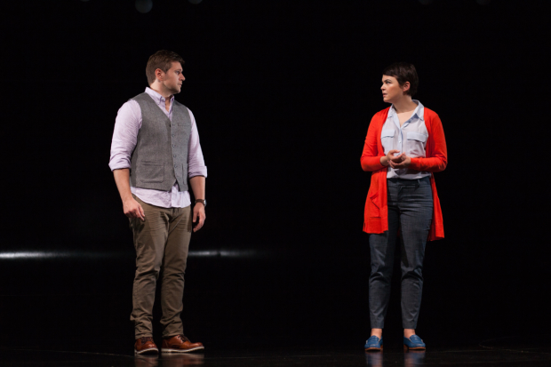 Nick Payne's Constellations is directed by Giovanna Sardelli.