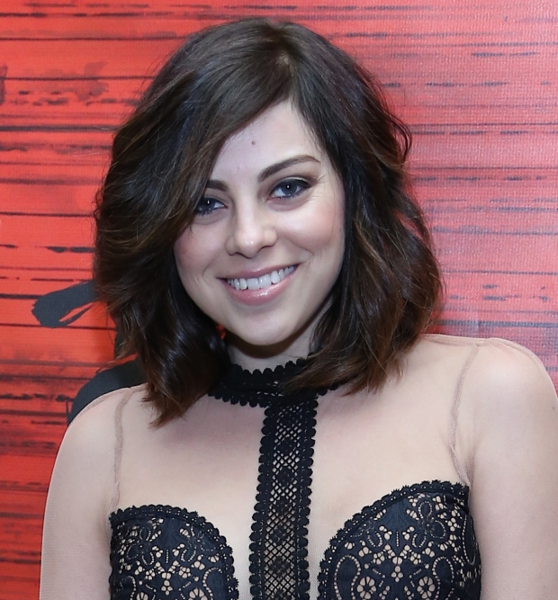 Krysta Rodriguez will appear in the Powerhouse production of Stilyagi.
