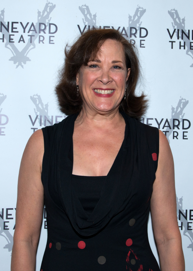 Karen Ziemba will appear in Prince of Broadway.