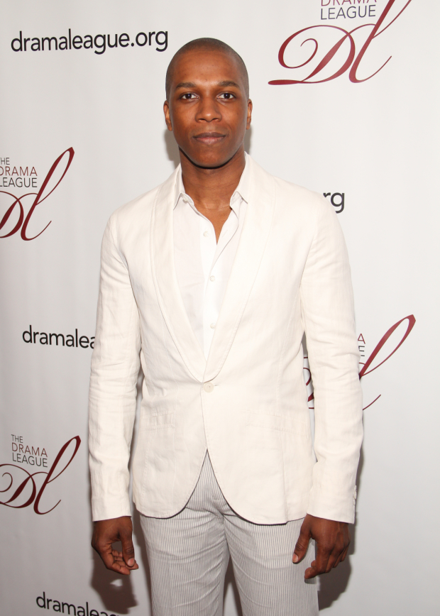 Leslie Odom Jr. will publish his first book in 2018.