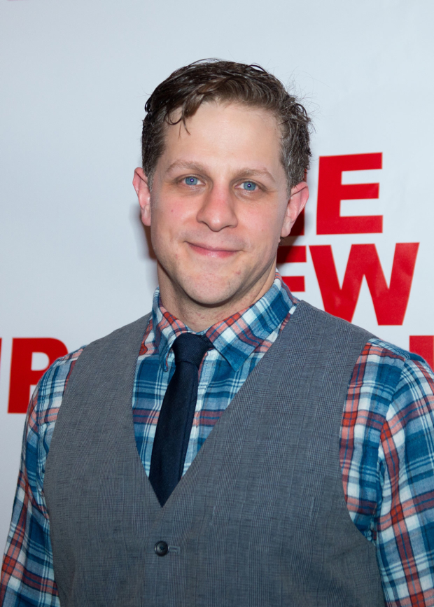Joe Tippett will join Broadway's Waitress.
