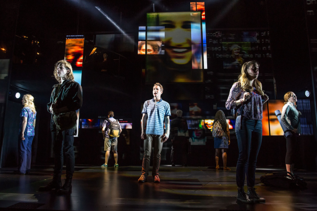 Dear Evan Hansen won the 2017 Tony Award for Best Musical.