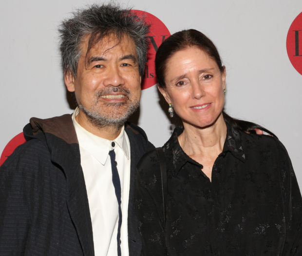 David Henry Hwang and Julie Taymor will collaborate on a new Broadway production of M. Butterfly.