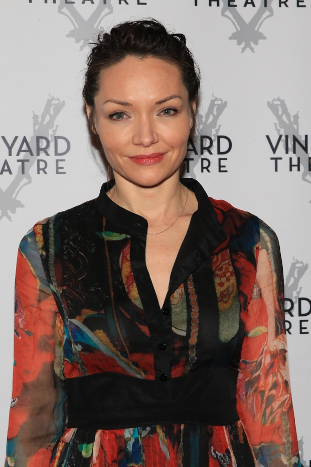 Katrina Lenk has received the Clarence Derwent Award from Actors' Equity Foundation.