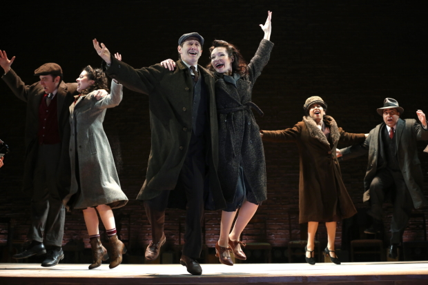 Tony-nominated play Indecent, starring Richard Topol and Katrina Lenk, will end its run.