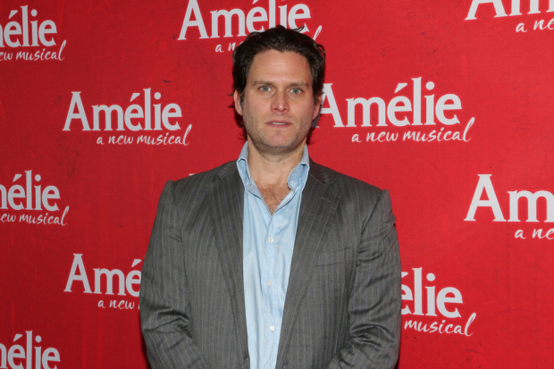 Steven Pasquale will play John Wilkes Booth in the Off-Center production of Assassins.