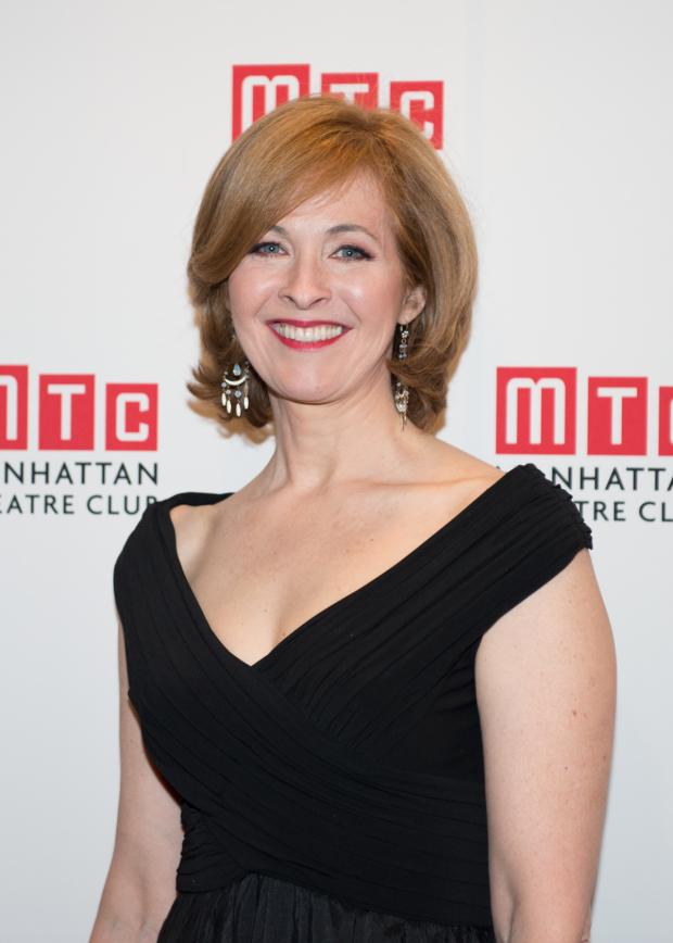 Kathleen McNenney stars in Conor McPherson's The Birds, directed by Julianne Boyd, at Barrington Stage Company.