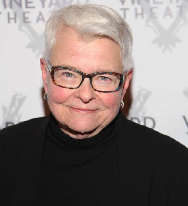 Paula Vogel receives the Hull-Warriner Award for her play Indecent.