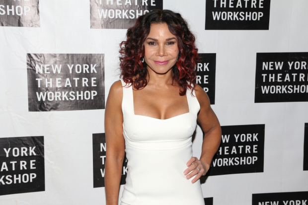 Daphne Rubin-Vega will serve as spokesperson for the 2017 Rebel Verses Youth Arts Festival.