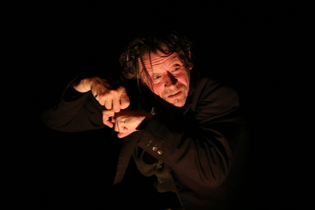 Brendan Conroy plays J.M. Synge and the storytellers he encountered in The Aran Islands.