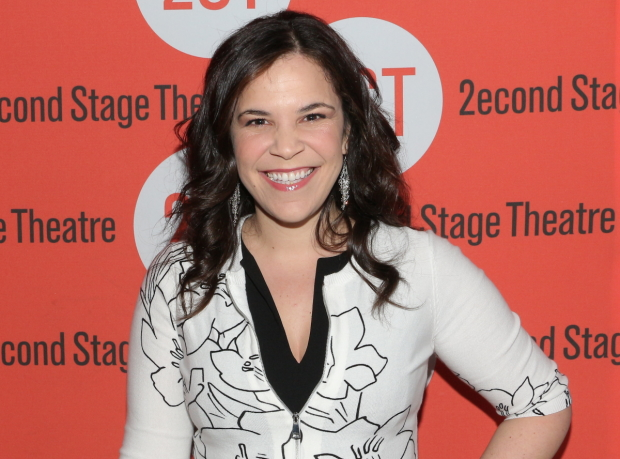 Lindsay Mendez join the cast of This Ain't No Disco as part of the 2017 Powerhouse season.