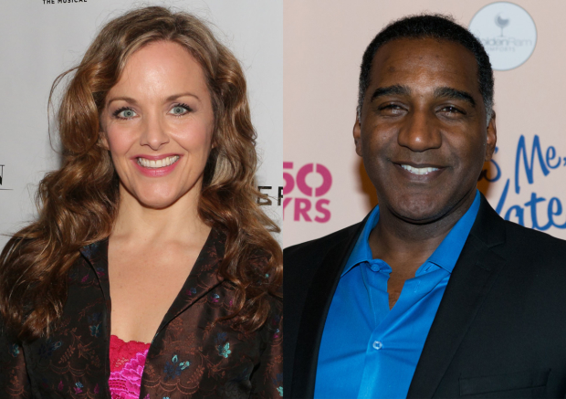 Broadway's Alice Ripley and Norm Lewis will perform Standup Shakespeare at Steppenwolf on July 17.