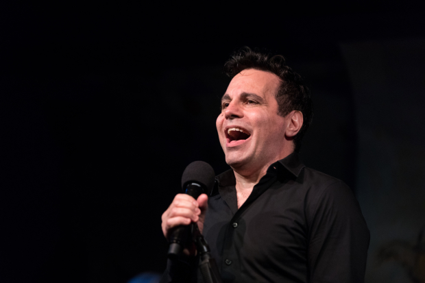 Mario Cantone makes his Café Carlyle debut.