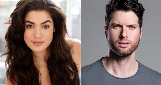 Christie Prades and Mauricio Martinez will star as Gloria and Emilio Estefan in the national tour of On Your Feet!