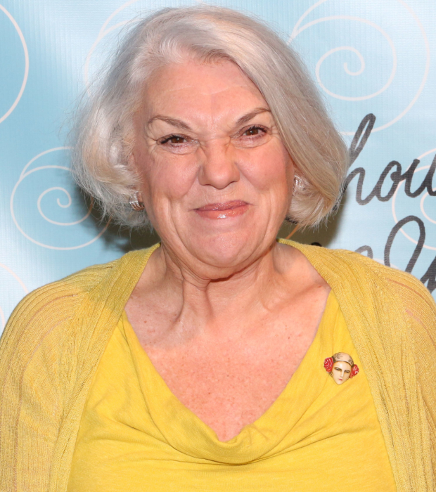 Tyne Daly stars in the world premiere of Theresa Rebeck's Downstairs, directed by Adrienne Campbell-Holt, at the Dorset Playhouse.