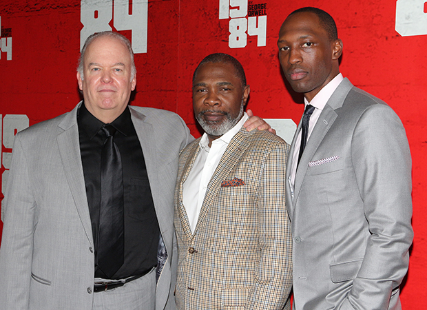 Wayne Duvall, Michael Potts, and Carl Hendrick Louis appear in the production.