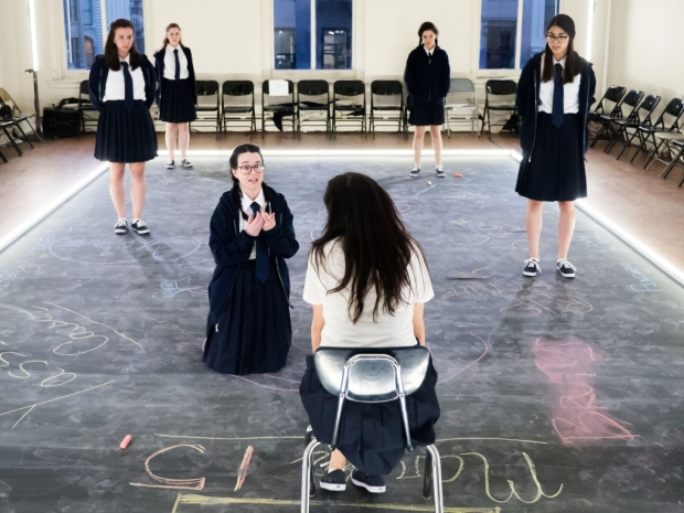 Julius Caesar, directed by Katie Young, features an all-female cast.