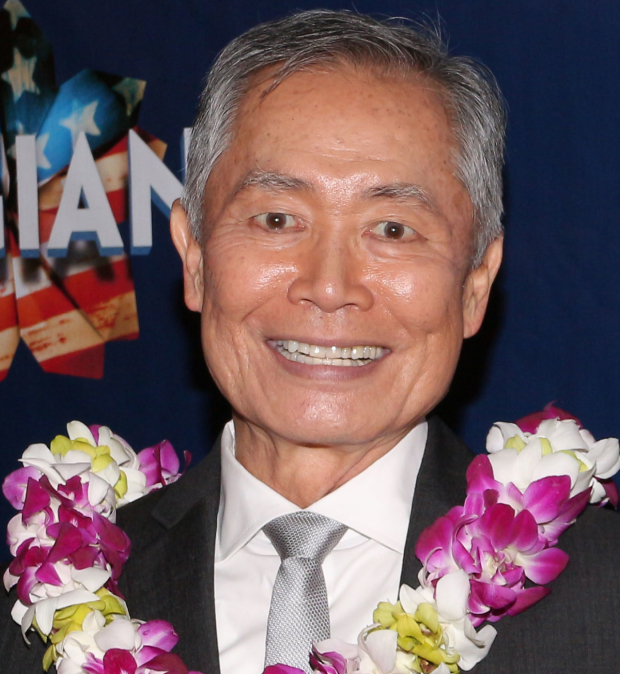 George Takei will star in the Los Angeles premiere of Allegiance.