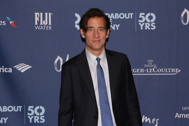 Clive Owen will star in the Broadway revival of David Henry Hwang's M. Butterfly.