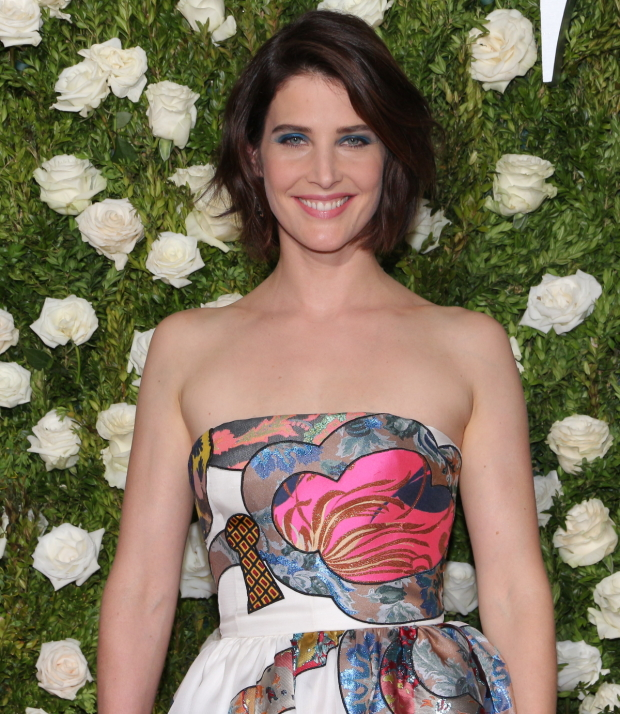Cobie Smulders makes her Broadway debut in Present Laughter.