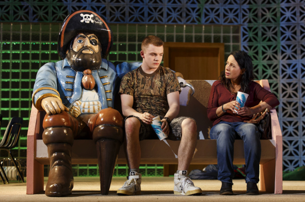 Jack DiFalco and Janeane Garofalo make their Broadway debuts in Roundabout Theatre Company's production of Scott McPherson's Marvin's Room, directed by Anne Kauffman, at Broadway's American Airlines Theatre.