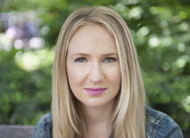 Halley Feiffer, author of Moscow Moscow Moscow Moscow Moscow Moscow.