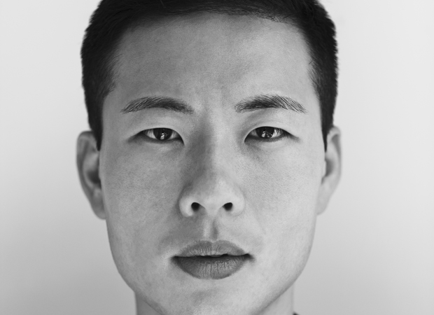 Jason Kim, playwright of The Model American.