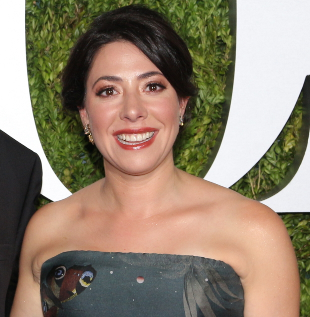 Rachel Chavkin is the director of Broadway's Natasha, Pierre & The Great Comet of 1812.
