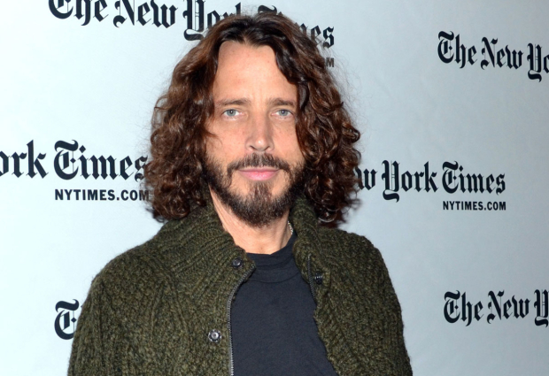 Soundgarden frontman Chris Cornell.