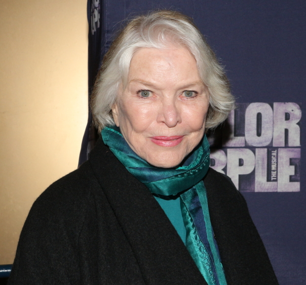 Ellen Burstyn will play Jacques in As You Like It, directed by John Doyle.