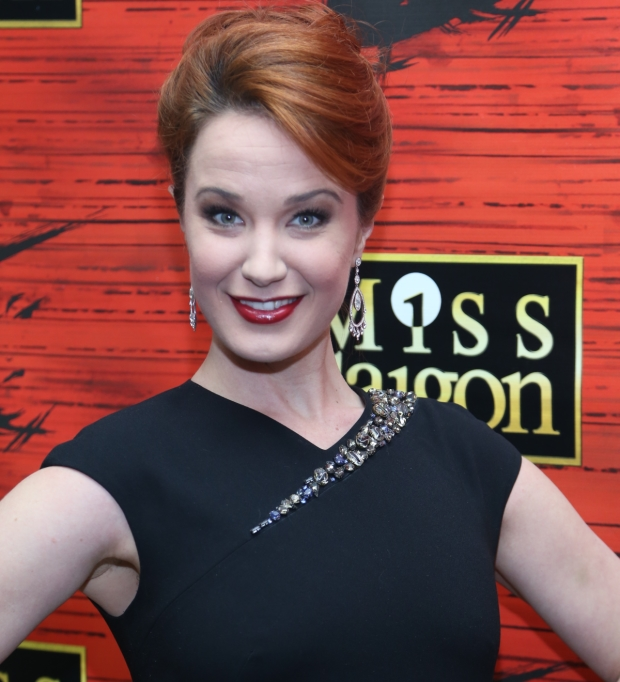 Sierra Boggess joins the special guest lineup for BroadwayCon 2018.